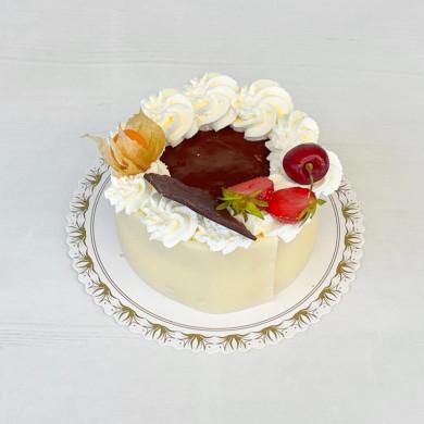 Kagemand/Kone - Chokoladekage