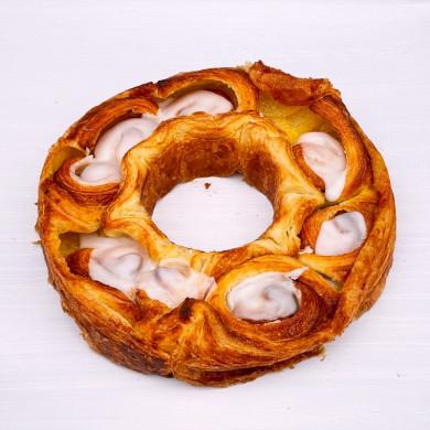 Rugbrødsbolle m. Chokolade