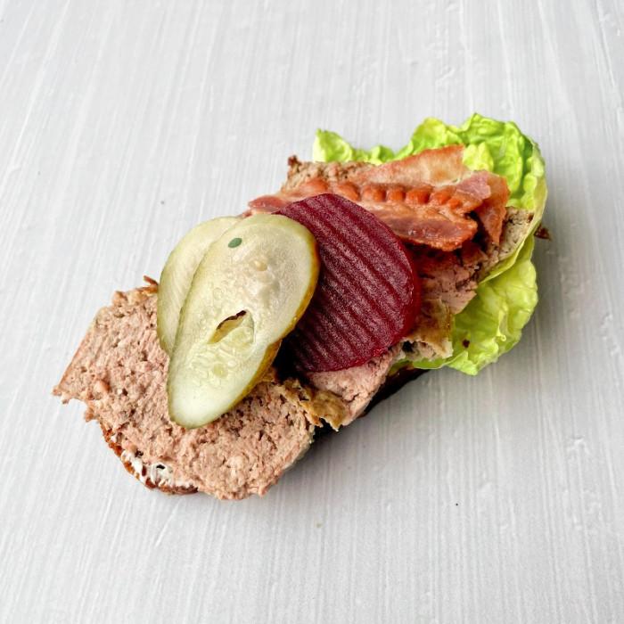 Haps Chokoladekage