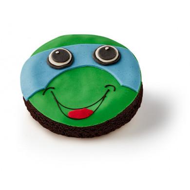 Chokoladekage m. Hvid Chokolade