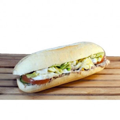 Sandwich med tunsalat